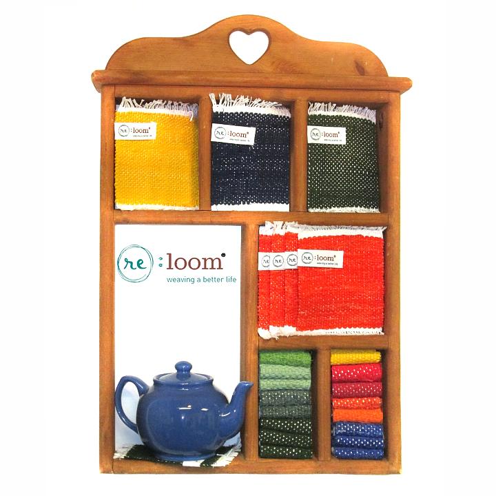 reloom® - Solid Mug Rug Collection